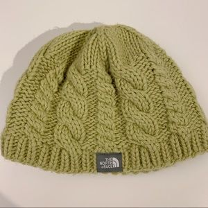 North Face Knitted Beanie Hat   Unisex   One Size